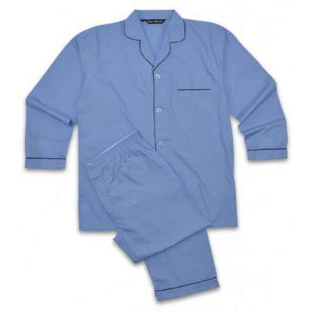 Rael Brook Pyjamas Light Blue