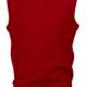 Gabicci Red Sleeveless V Neck Slipover