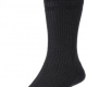 HJ Hall Softop Cushion Sole Wool Rich Socks Charcoal-0