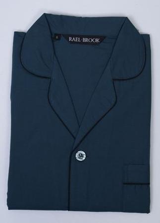 Rael Brook Pyjamas Teal-0