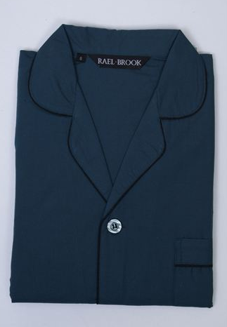 Rael Brook Pyjamas Teal-0