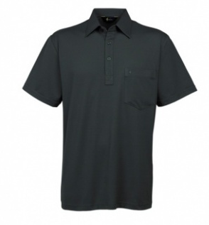 Gabicci Ivy Plain Button Polo Shirt