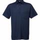 Gabicci Navy Plain Button Polo Shirt