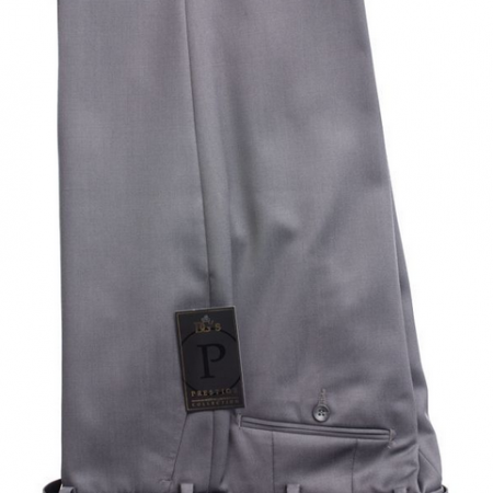 DG Prestige Trousers Mid Grey-0