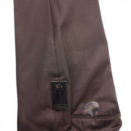 DG Prestige Trousers Brown-0