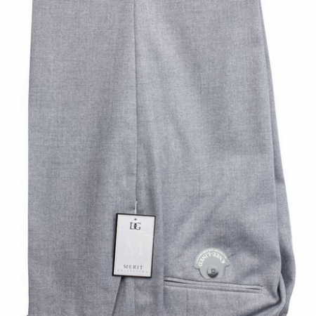DG Trousers Mid Grey-0