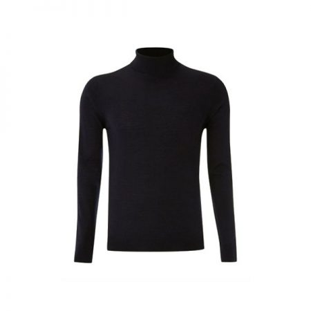 Peter Gribby Black Turtle Neck