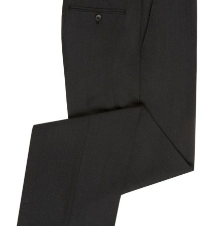 Wellington Mix & Match Charcoal Suit Trousers