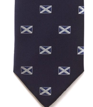 Saltire Tie