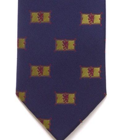 Lion Rampant Tie