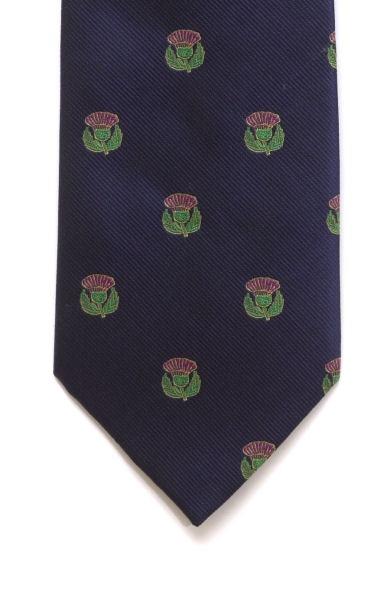 Thistle tie