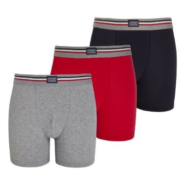 COTTON STRETCH BOXER TRUNK 3-PACK