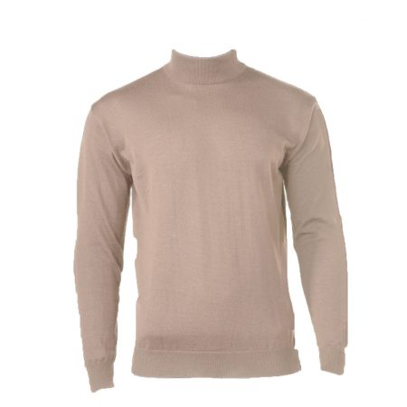 Peter Gribby camel turtle neck