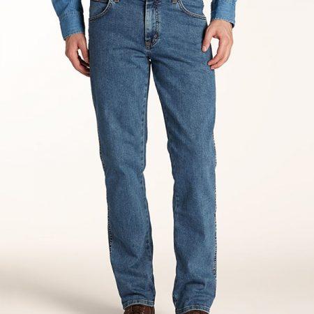Wrangler Stonewash Texas Stretch Jeans