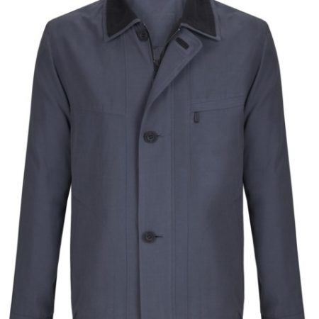 Wellington Amalfi airforce blue casual jacket