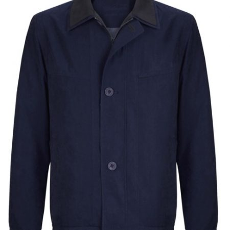 Wellington blue casual jacket-0