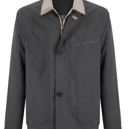 Wellington green casual jacket-0