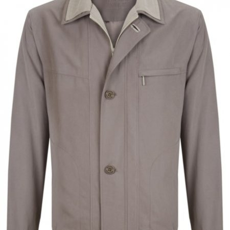 Wellington light brown casual jacket