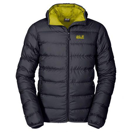 jack wolfskin helium ebony jacket