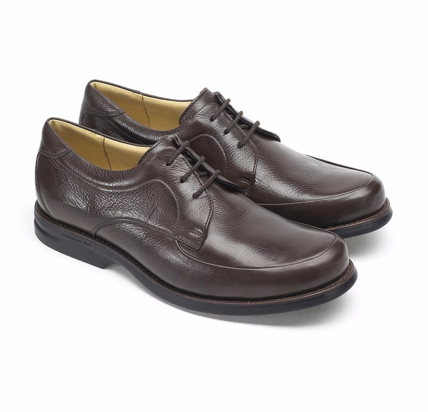 Anatomic Wide Fit Recife Brown Classic Shoe Brooks Shops