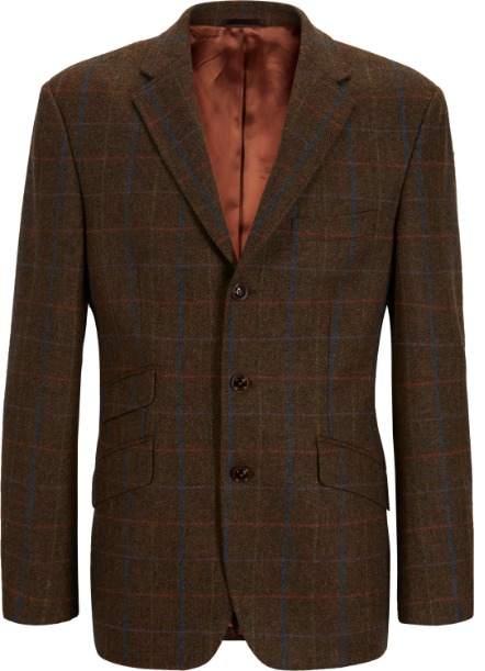 Douglas Huntly tweed jacket 10720/58
