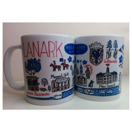 Brooks Exclusive Lanark Themed Mug