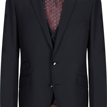 Remus Uomo 3 piece navy suit
