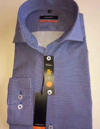 Seidensticker slim fit blue shirt