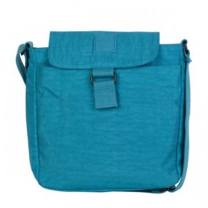 Artsac Turquoise Showerproof Shoulder Bag