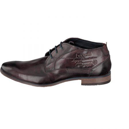 Bugatti burgundy boot-0
