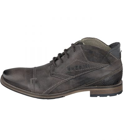 Bugatti brown lace up boot