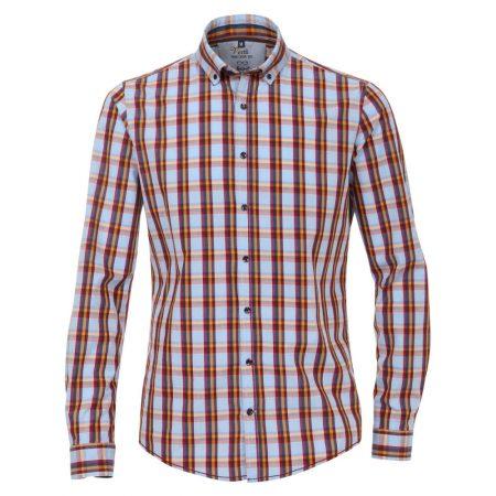 Casa Moda multi coloured check Shirt