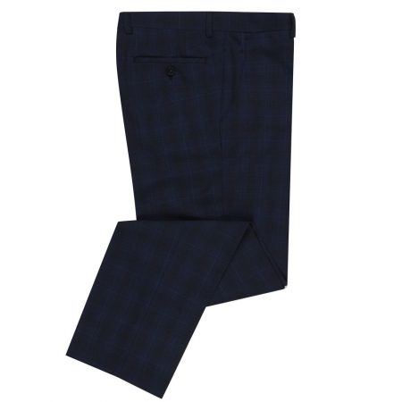 Remus Uomo Navy Palucci Mix + Match Suit Trouser