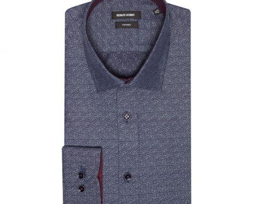 Remus Uomo Blue Seville Shirt
