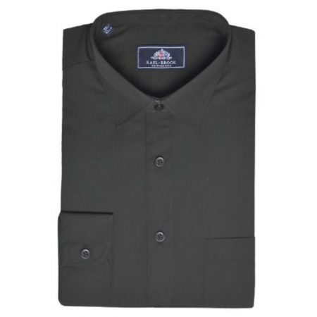 rael brook black shirt