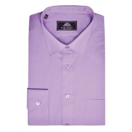 Rael Brook Purple Shirt