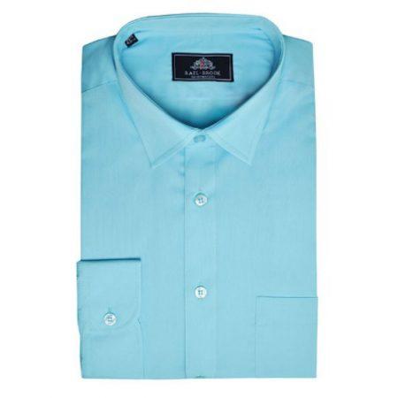 rael brook turquoise shirt