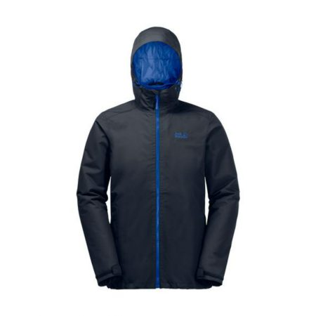 Jack Wolfskin Chilly Morning Night Blue Jacket