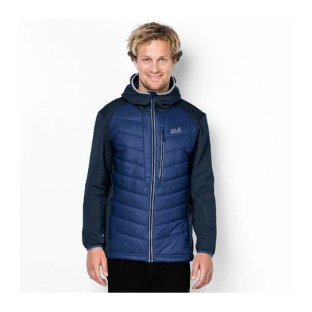 Jack Wolfskin Skyland Crossing Blue Wind Jacket