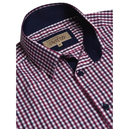 Drifter check shirt 15154/16