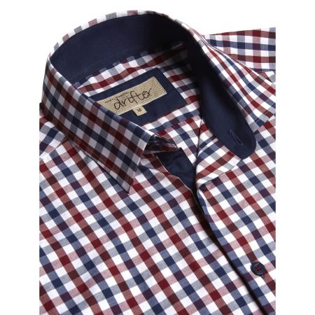 Drifter check shirt 15155/16