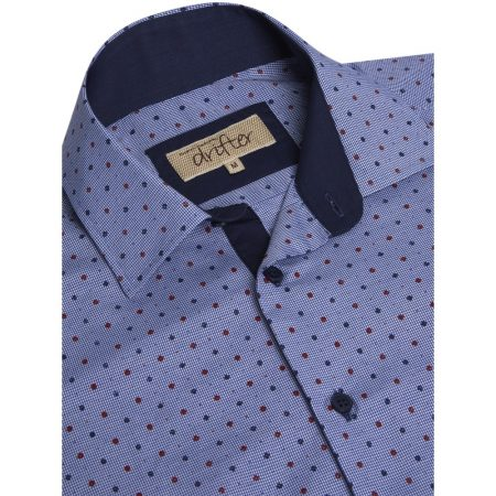 Drifter blue shirt 15174/24