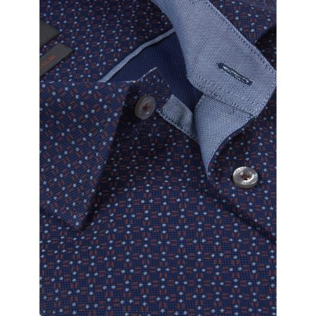 Douglas navy shirt 16139/68