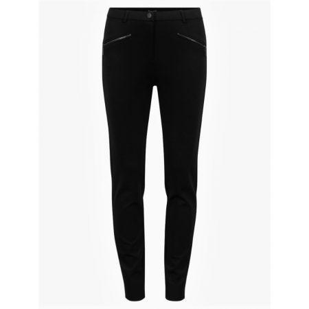 Brandtex Infusion Stretch Zip Trouser Black