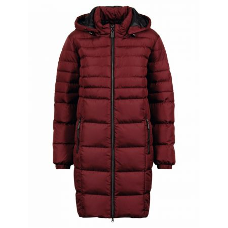 Brandtex Padded Outerwear Hooded Coat