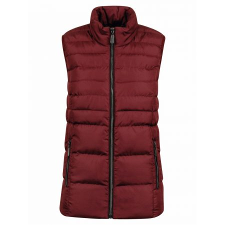 Brandtex Sleeveless Outerwear Zip Gilet