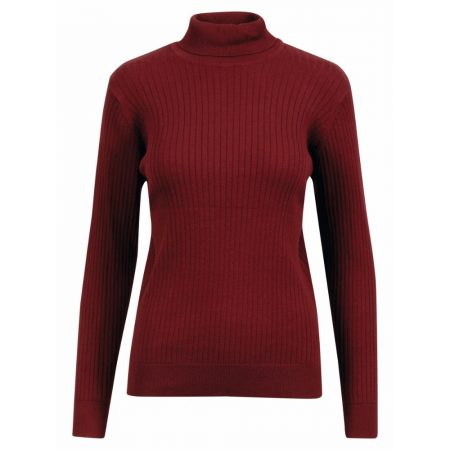 Brandtex Infusion Polo Neck Knitwear