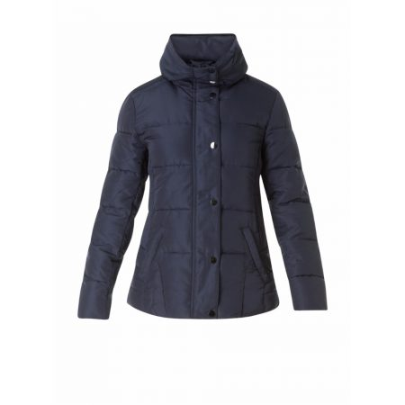 Yest Blue Padded Outerwear Jacket