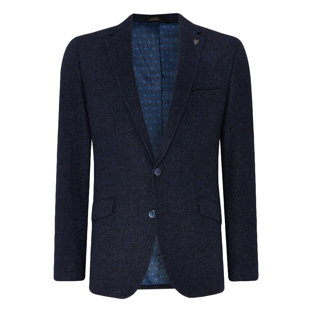 Remus Uomo Dark Blue Jacket