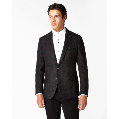 Remus Uomo Dark Grey Jacket
